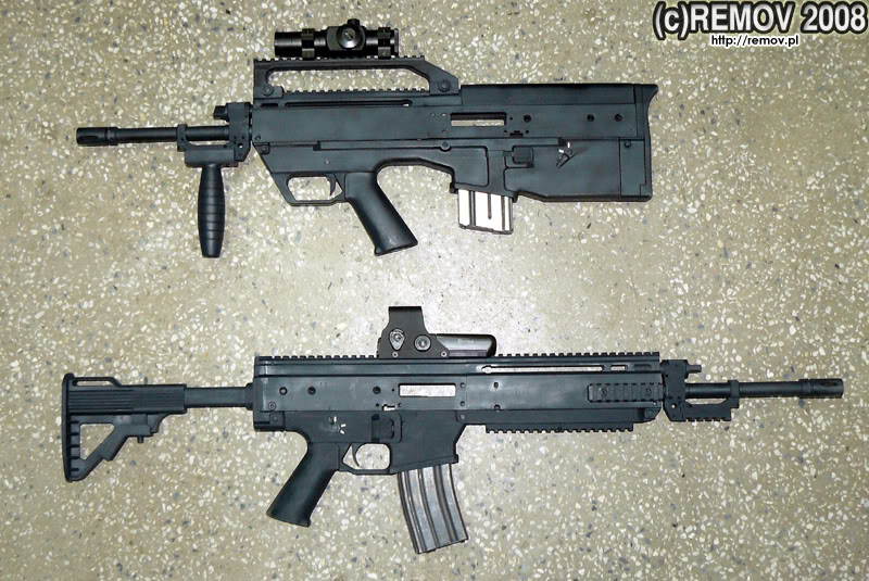 Modułowy System Broni Strzeleckiej MSBS 11848709